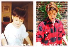 NCT Recreates Childhood Photos For Children's Day Jaehyun Nct, Nct 127, Baby Pictures, Baby Photos, Childhood Photos, Fandoms, Jung Jaehyun, Nct Taeyong, Child Day
