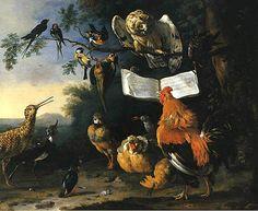 the Feathered Choir