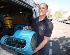 Dehumidifier Rental: Cleaning Up After A Flood