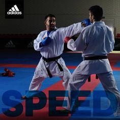 """Le concept """"speed"""" par adidas !  Rafael Aghayev :"""" Revoflex est conçue pour améliorer la vitesse du combattant """""""
