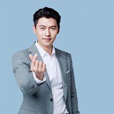 Asian Actors, Korean Actresses, Korean Actors, Hyun Bin, Asian Love, Happy Pills, Kdrama Actors, Drama Korea, Korean Artist