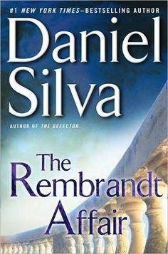 Daniel Silva - Rembrandt Affair