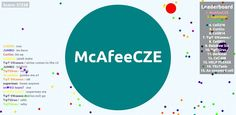 Today its time for.... agarioplay.org Fails and worst moments! - McAfeeCZE saved mass