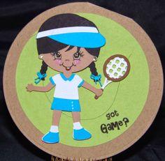 Girlia's Cards: Create-A-Friend Blog Hop Day 1