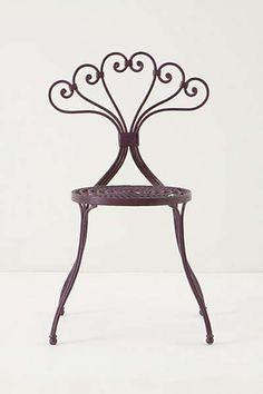 Anthropologie - Le Versha Chair, Plum