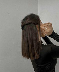 Hair Day, New Hair, Your Hair, Pretty Hairstyles, Easy Hairstyles, Medium Bob Hairstyles, Latest Hairstyles, Hair Inspo, Hair Inspiration