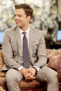 sebastian stan ✪------ :3 How can anyone be this perfect!!!