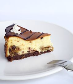 The best cookie dough cheesecake recipe you'll ever need: http://www.aol.com/article/2016/08/18/cookie-dough-cheesecake/21454367/