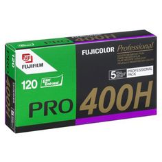 Fuji Pro 400H:  No secrets here.  Everyone and their mom uses this.  If I have to explain why, you never liked film in the first place.