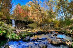 Wolf Creek Falls, Banning State Park, Minnesota