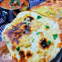 Not long ago, I ended my search for a perfect butter chicken recipe and that is also whenI started my search on a perfect naan recipe. A bad or so-so naan with a perfect butter chicken is like having a crispy yummy prate without any curry dipping sauce. It just seems so incomplete. Store-bought naan …