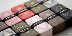 ZADOR - soap packaging design.