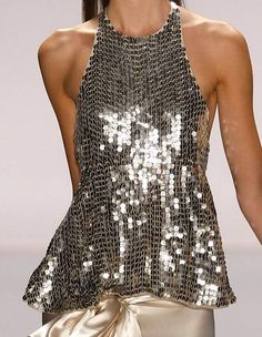 Evenings Out with Sequins