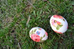 Easter Eggs: 3 Ways   THE LOLLY PROJECT.
