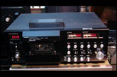 Tandberg TCD 3014 (Final) Cassettedeck 3Head/3Motor  Closed Loop Dual Capstan. Dyneq.  Actilinear Recording.  HX-PRO Dolby B,C,S