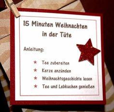 Willi & Lilli 15-Minuten-Weihnachten DIY Kleinigkeiten zum ...