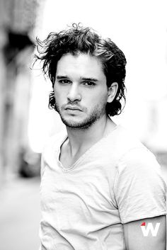 KIT HARINGTON — ...                                                                                                                                                     More