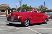 1941 Ford Deluxe Covertible 2 Door Coupe