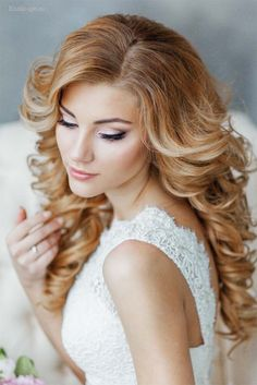 Brides Favourite Wedding Hairstyles For Long Hair ❤ See more: http://www.weddingforward.com/wedding-hairstyles-long-hair/ #weddings