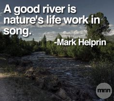 Nature's song