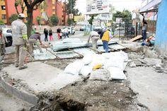 Recupera Coyoacán espacio en vía pública que era usado para delinquir