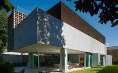 Sumare House Concrete Exterior Home Design