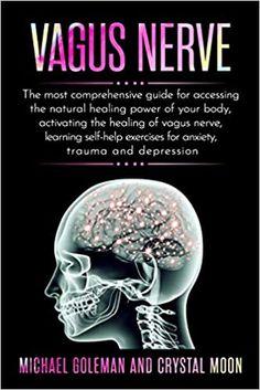 Pseudo Science, Brain Science, Alternative Medicine, Alternative Health, Vagus Nerve, Mental Health Problems, Natural Health Remedies, Natural Healing, Self Help
