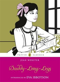 Daddy Long-Legs (Puffin Classics) by Jean Webster http://www.amazon.co.uk/dp/0141331119/ref=cm_sw_r_pi_dp_OjVfub0HCR20P