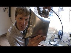 HydroForming with a Pressure Washer - Setting up/testing - YouTube rather entertaining tutorial
