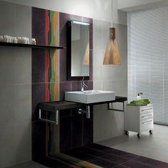 Badezimmer Design Ideen Fliesen Bunt Fioranese Colorlab