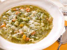 Ligurian minestrone | Italian Recipes | Italian recipes - Italian food culture - Academia Barilla