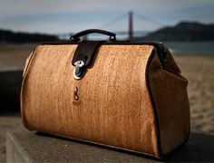 bag made from cork! € 150,00