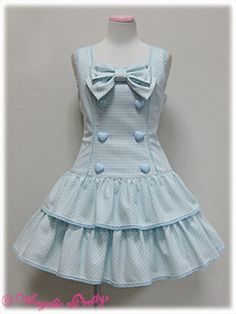 Angelic Pretty » Jumper Skirt » Candy Girl JSK
