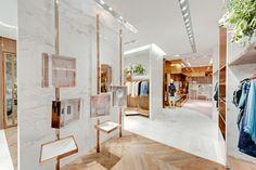 Jacqueline store by Studio PLP, Ho Chi Minh City - Vietnam
