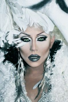 I live! Drag Queen Yara Sofia from Rupaul Allstars DragRace.
