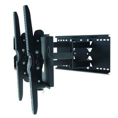 TygerClaw LCD4103BLK Tilt & Swivel Wall TV Mount