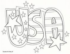 Elegant Usa Coloring Pages 87 About Remodel Free Colouring With