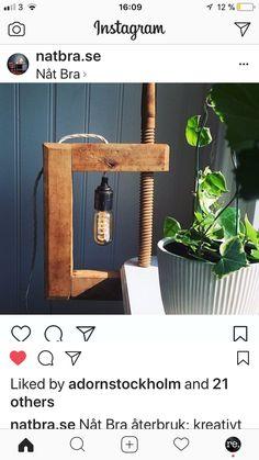 Inspo reclaimed lamps