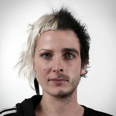 One person or two: mind-boggling genetic portraits, so cool!