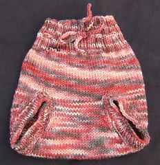Wool diaper cover ; free pattern: Jess, do you think you could do this??