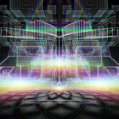 #workinprogress #psychedelic #digital #samuelfarrand