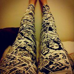 calza comics