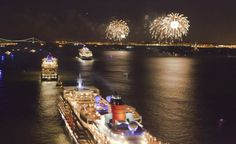 Countdown Begins For Huge Cunard Line Liverpool Celebration - Cruise Hive