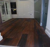 Fumed Engineered Dark Oak Flooring | The Solid Wood Flooring Company Wood Flooring Company, Solid Wood Flooring, Oak Flooring, Hardwood Floors, Future, Dark, Ideas, Home, Oak Wood Flooring