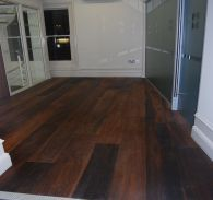 Fumed Engineered Dark Oak Flooring | The Solid Wood Flooring Company