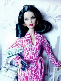 DvF Barbie par -KkandyKiss143- - Shoot The Doll