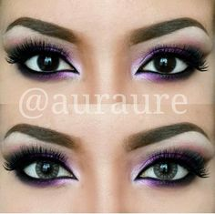 purple makeup - Yahoo Image Search Results