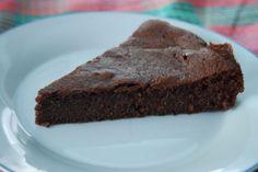 Gaštanovo – čokoládové brownies bez lepku Chocolate Pies, Gluten Free Baking, Food And Drink, Diet, Mascarpone, Chocolate Cakes