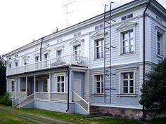Limingan pappila - Pohjois-Pohjanmaa - Norra Österbotten -Northern Ostrobothnia, Finland.
