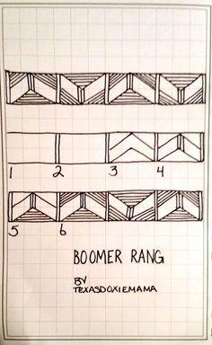 Boomer Rang tangle